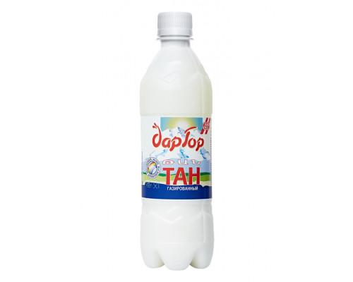 Напиток кисломолочный ТАН газированный ТМ Дар Гор 1,8%, 0,5 л
