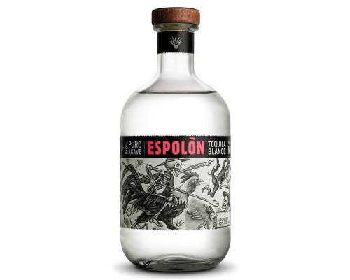 Текила Espolon Blanco (Эсполон Бланко), 40%, 0,75 л