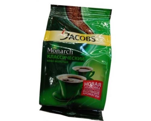 Кофе Jacobs (Якобс) Monarch, молотый 70 г