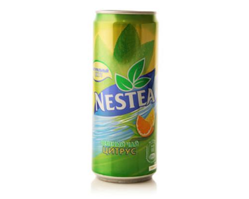 Зеленый чай с цитрусовым вкусом ТМ Nestea (Нести)