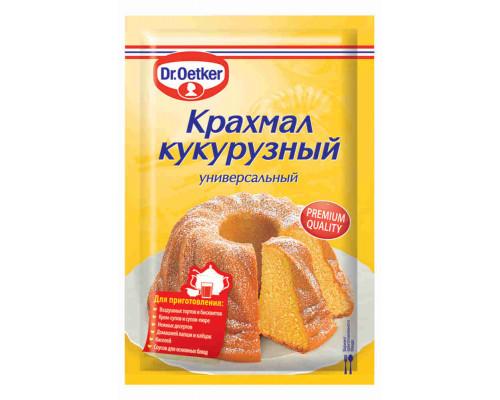 Кукурузный крахмал Dr.Oetker, 100г