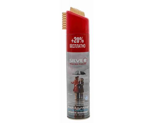 Спрей Silver Premium универсальный водоотталкивающий 250мл+20% бесплатно