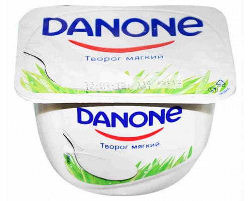 Творог ТМ Danone, мягкий, 0% , 170 г