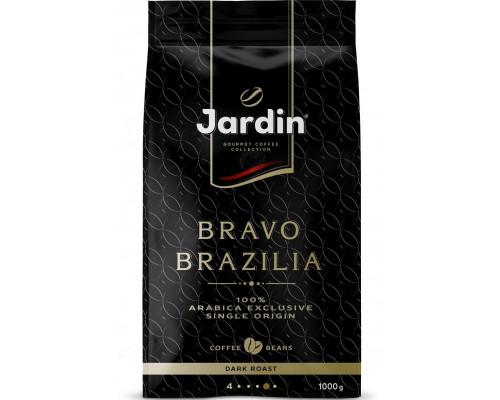 Кофе в зернах ТМ Jardin (Жаррдин) Bravo Brazilia, 1000 г