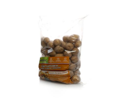 Бэби-картофель для варки, жарки и запекания замороженный ТМ Живой вкус