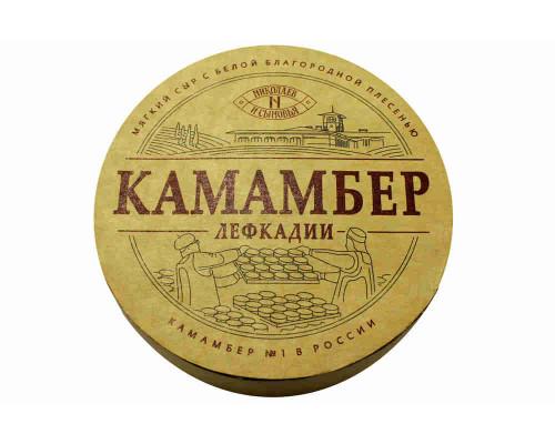 Сыр Лефкадии Камамбер с плесенью 50% 250г