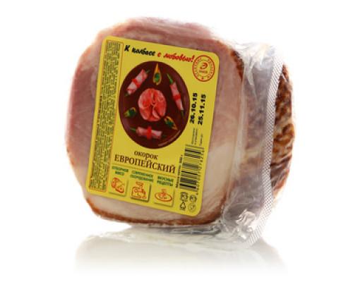 Окорок Европейский ТМ Иней отличные продукты