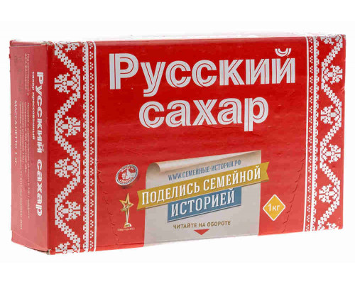 Сахар-рафинад Русский сахар, 1 кг