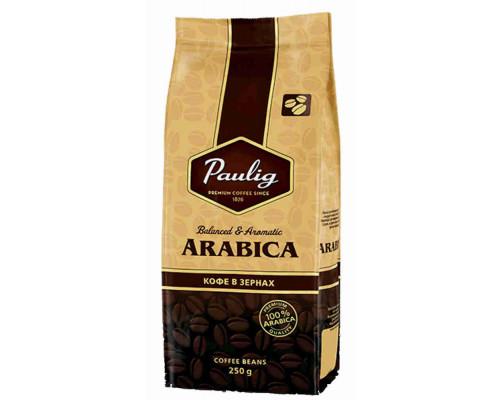 Кофе ТМ Paulig (Паулиг), Arabica в зерне, 250 г