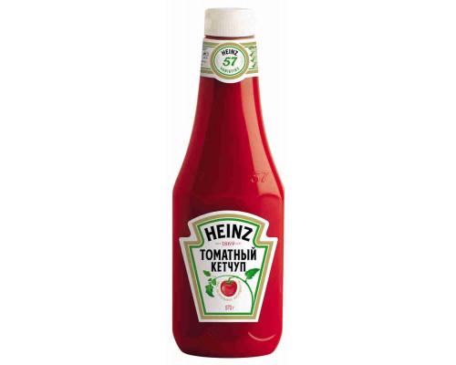 Кетчуп Heinz томатный 0,57л п/э