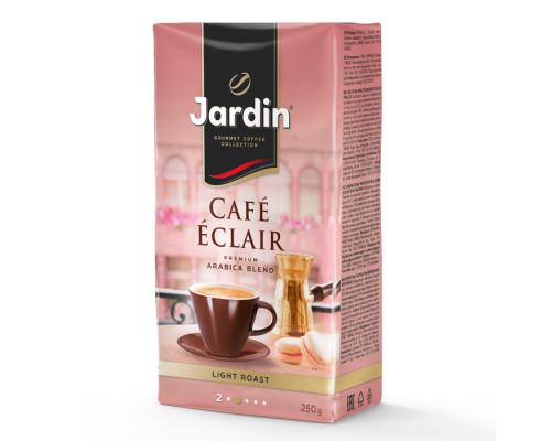 Кофе молотый ТМ Jardin (Жардин) Cafe Eclair, 250 г