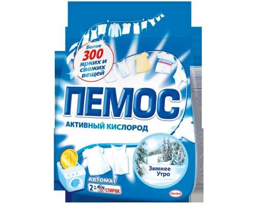 Стиральный порошок Пемос, зимнее утро 2 кг