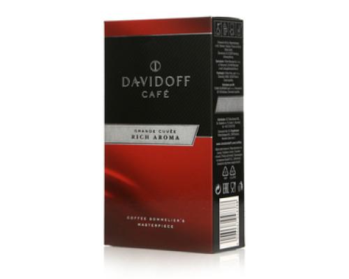 Кофе молотый ТМ Davidoff Cafe (Давидов Кафе)