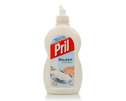 Средство для мытья посуды ТМ Pril (Прил) Balsam Алоэ Вера