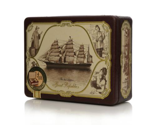 Набор чайный Морская шкатулка ТМ Hilltop (Хилтоп)