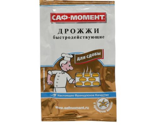 Дрожжи хлебопекарные сухие быстродействующие для сдобы ТМ САФ-Момент