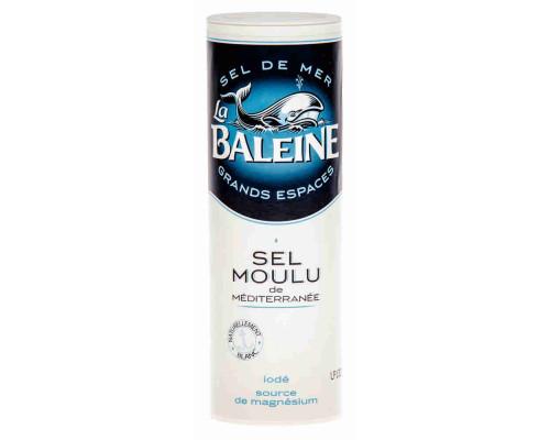 Соль La Baleine йодированная мелкая 250г шейкер