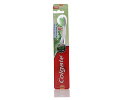 Зубная щетка с натуральными экстрактами Сосна. Мягкая ТМ Colgate (Колгейт)