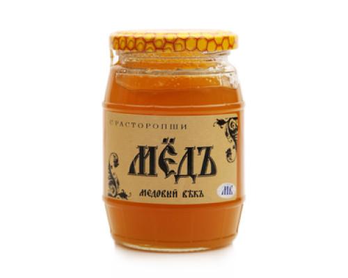 Мед с расторопши ТМ Медовый Векъ