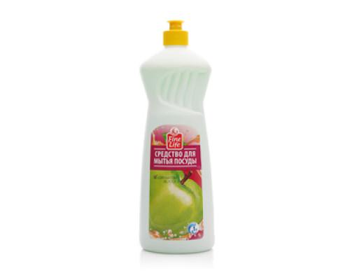 Средство для мытья посуды с ароматом яблока ТМ Fine Life (Файн Лайф)