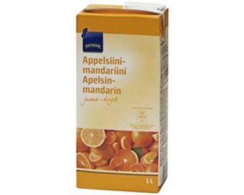 Напиток сокосодержащий апельсиново-мандариновый ТМ Rainbow (Рейнбоу)