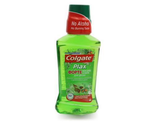 Ополаскиватель для полости рта Plax Форте ТМ Colgate (Колгейт)