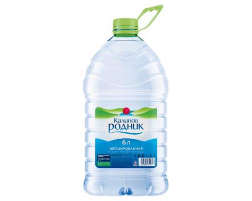 Вода артезианская Калинов Родник, 6 л