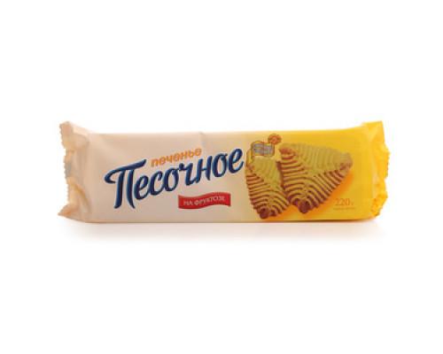 Печенье песочное на фруктозе ТМ Здоровые Сладости