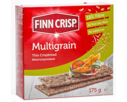 Сухарики ТМ Finn Crisp (Финн Крисп), Многозерновые 175 г