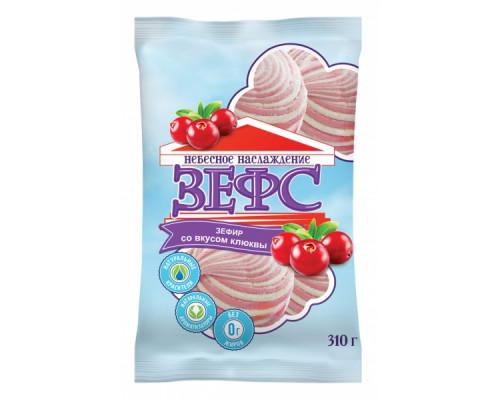 Зефир ТМ Зефс, клюква, 310 г