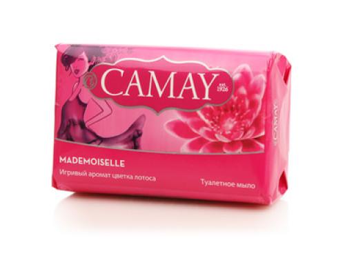 Туалетное мыло Camay Madmoiselle Игривый аромат цветка лотоса ТМ Camay (Камэй)