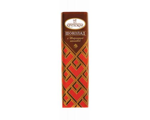 Шоколад с помадно-сливочной начинкой Ф-ка Крупской 50г