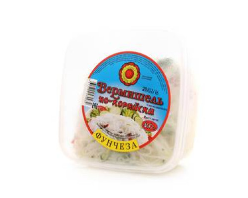 Вермишель по-корейски ТМ Фабрика домашних солений