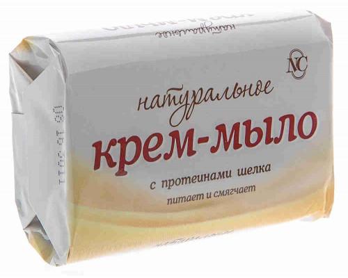 Крем-мыло Невская косметика Натуральное 90г