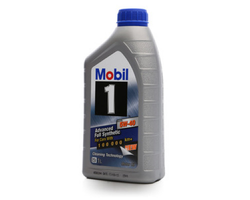 Масло моторное синтетическое 5W-40 ТМ Mobil 1 (Мобил 1)