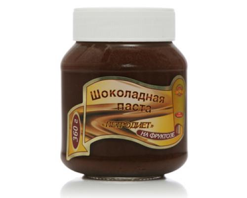 Паста шоколадная на фруктозе ТМ Петродиет