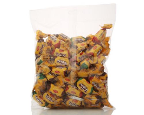 Конфеты Toffee Deluxe микс классик: шоколад, лесной орех ТМ Красный Октябрь