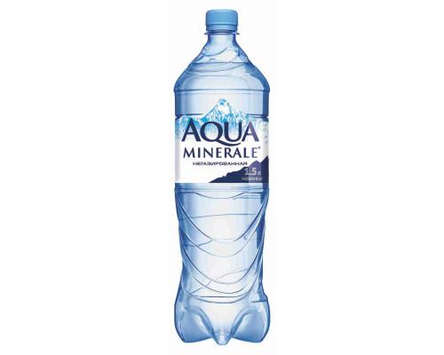Вода питьевая Aqua Minerale н/газ 1,5л пэт