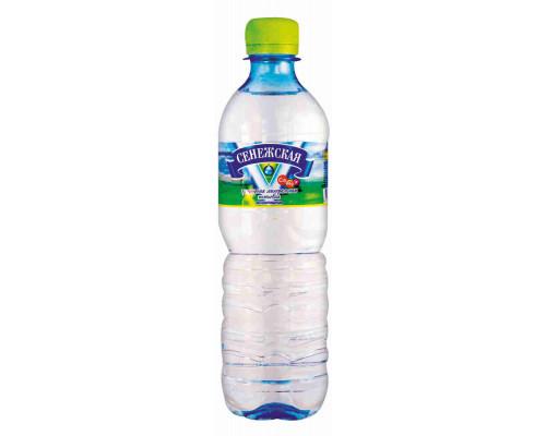 Вода минеральная Сенежская н/газ 0.5л пэт