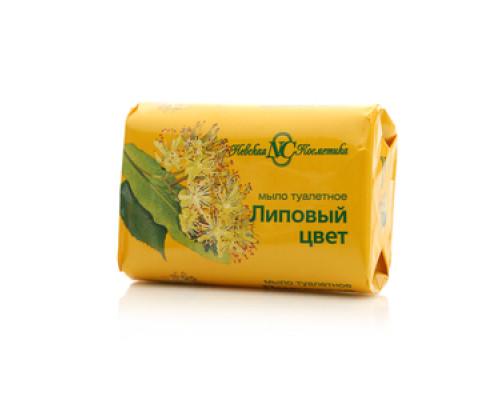 Мыло туалетное Липовый цвет ТМ Невская косметика