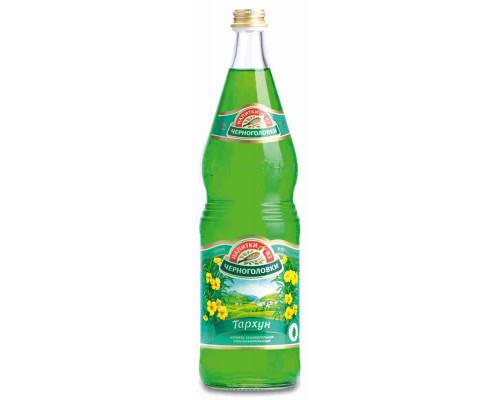 Лимонад Напитки из Черноголовки Тархун б/алк газ 1л ст/б