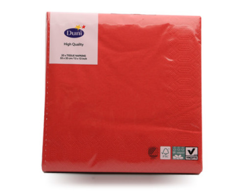 Салфетки бумажные ТМ Duni (Дани)