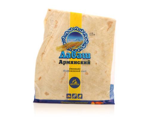 Лаваш Армянский тонкий бездрожжевой хлеб ТМ Каравай