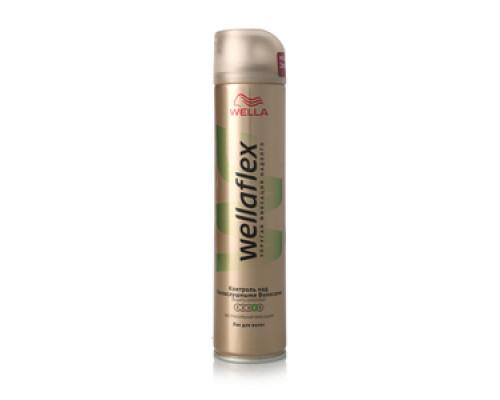 Лак для волос экстрасильная фиксация Wellaflex Контроль над непослушными волосами ТМ Wella (Велла)