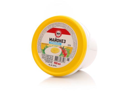 Майонез Провансаль 55% ТМ 365 дней