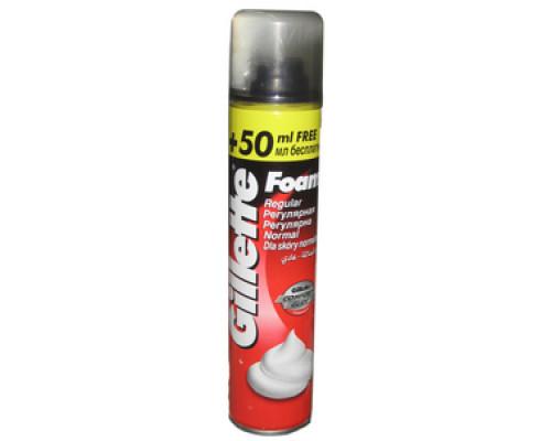 Пена для бритья ТМ Gillette (Жиллетт)