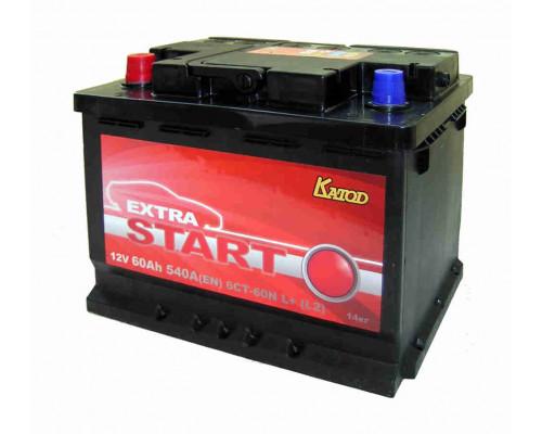 Аккумуляторная батарея Катод 60 Катод N