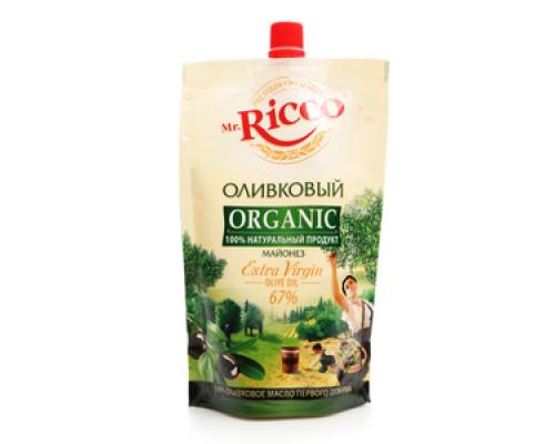 Майонез оливковый 67% ТМ Mr.Ricco(Мистер Рикко)