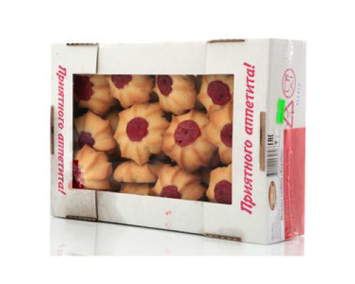Печенье сдобное Курабье ТМ Инекс