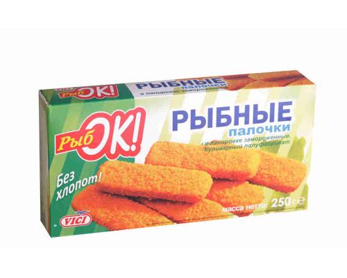 Рыбные палочки Vici РыбОК 250г